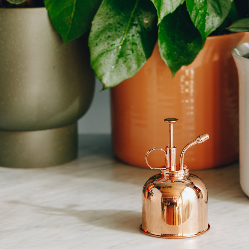 Haws Mist Sprayer - Copper