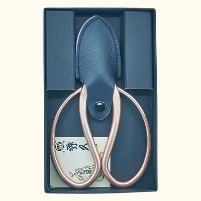 Hidehisa Indoor Plant Shears - Rose Gold