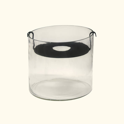 ZAKKIA Botanical Vase - Small Black