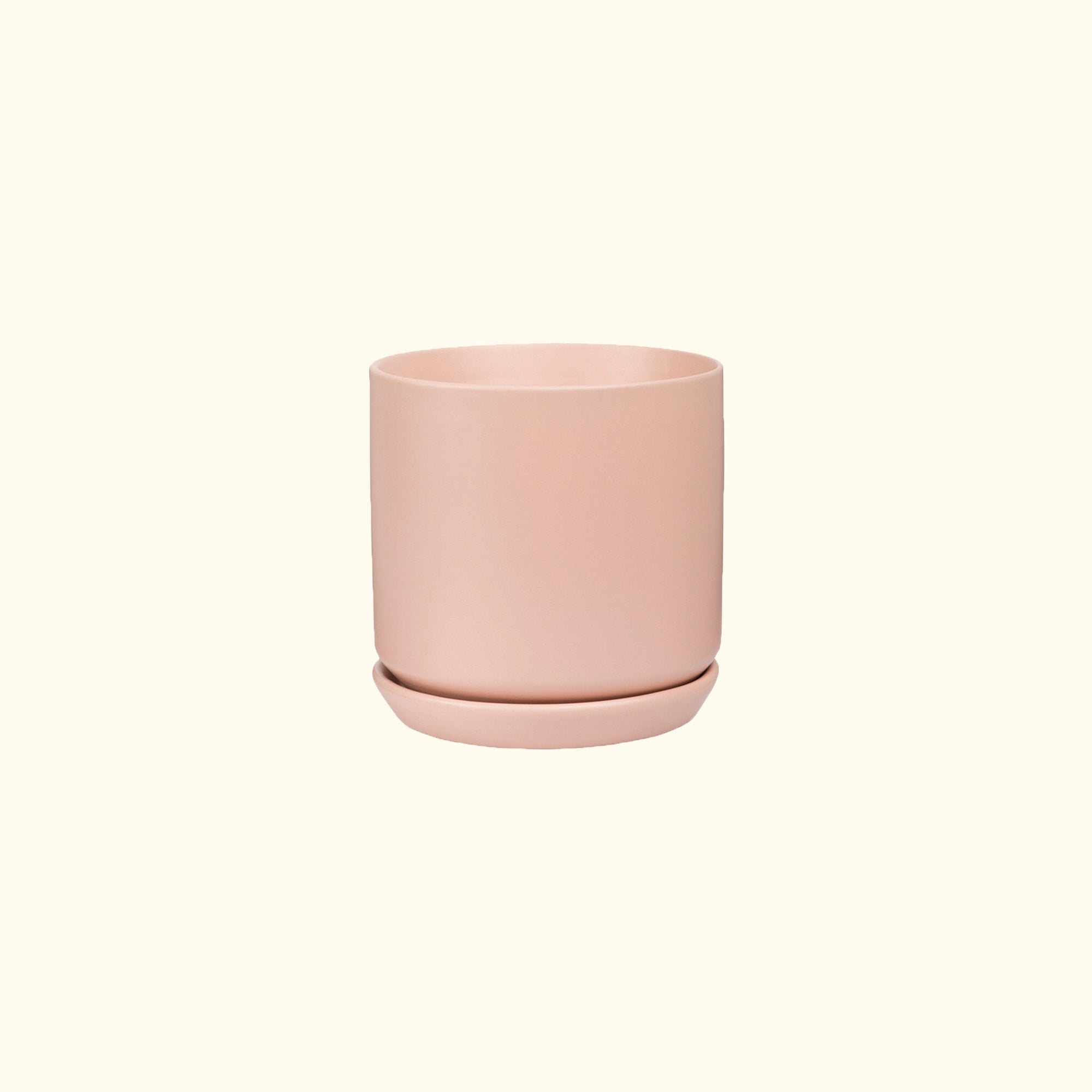 Small Oslo Planter Peach
