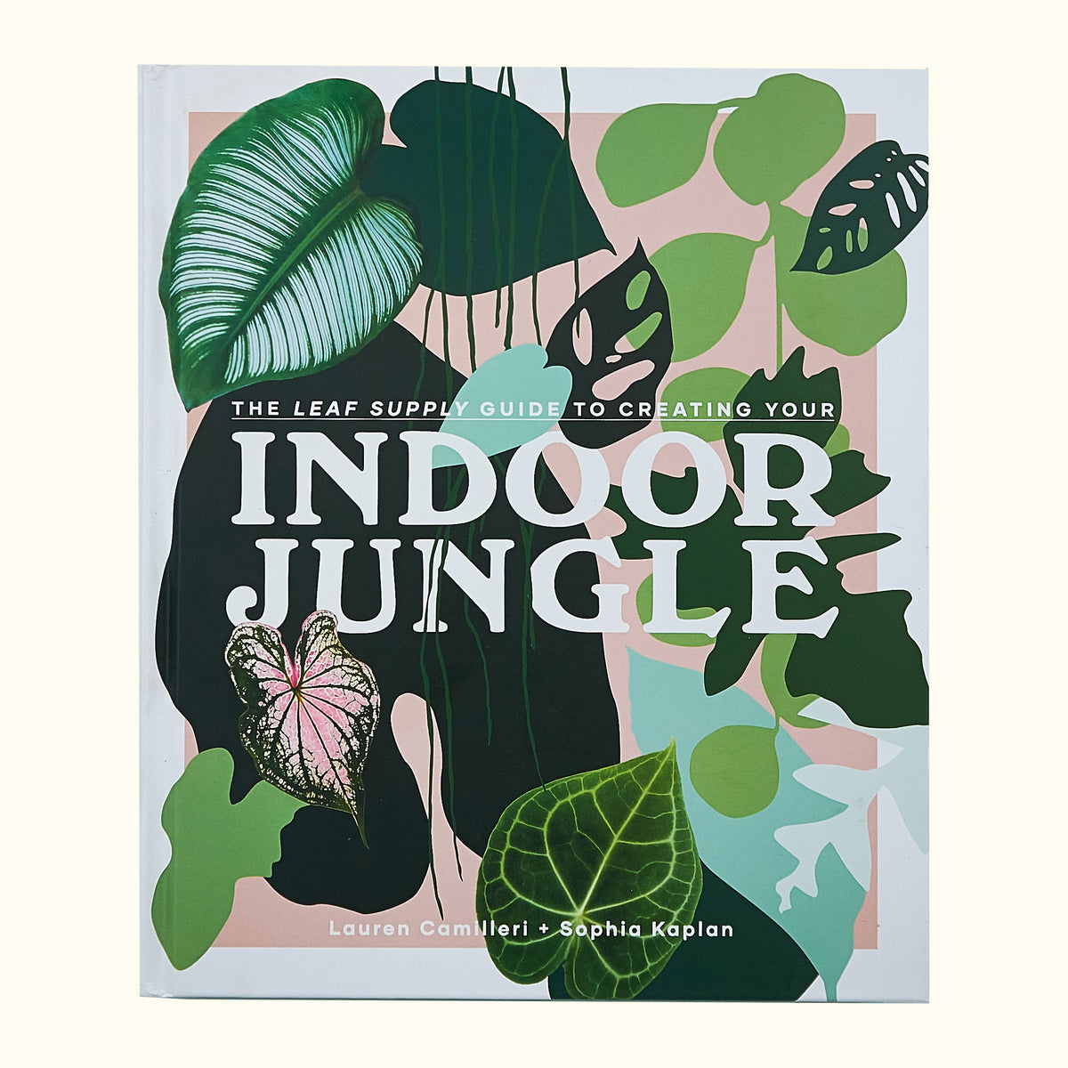 Leaf Supply - Indoor Jungle Book