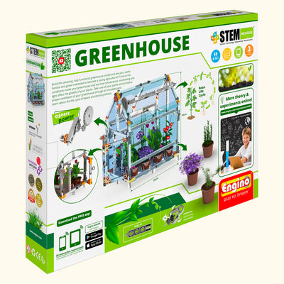 STEAM Hero Green House
