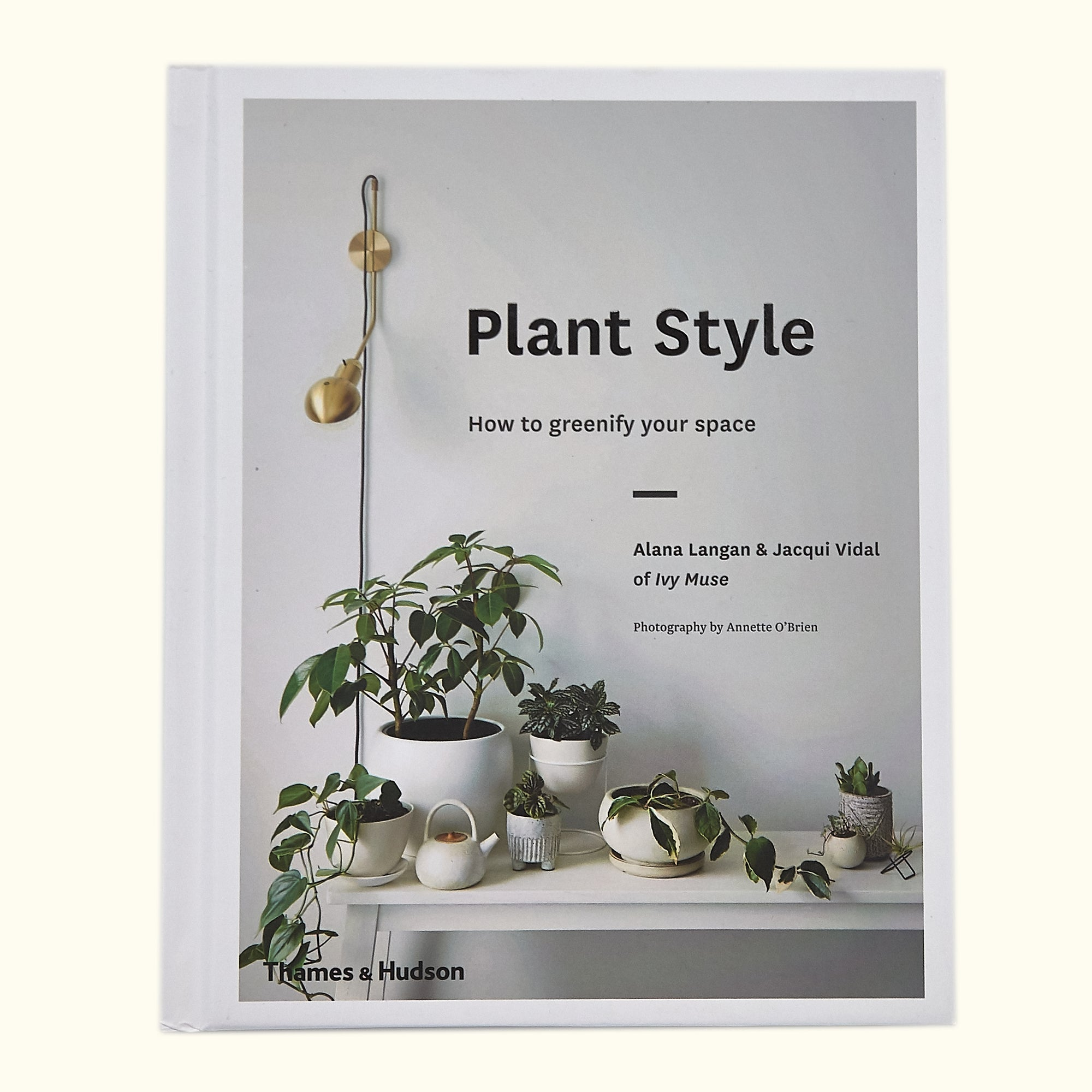 Ivy Muse Plant Style Book