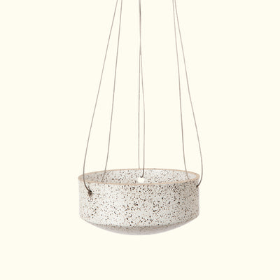 Small Embers Hanging Planter - Ash