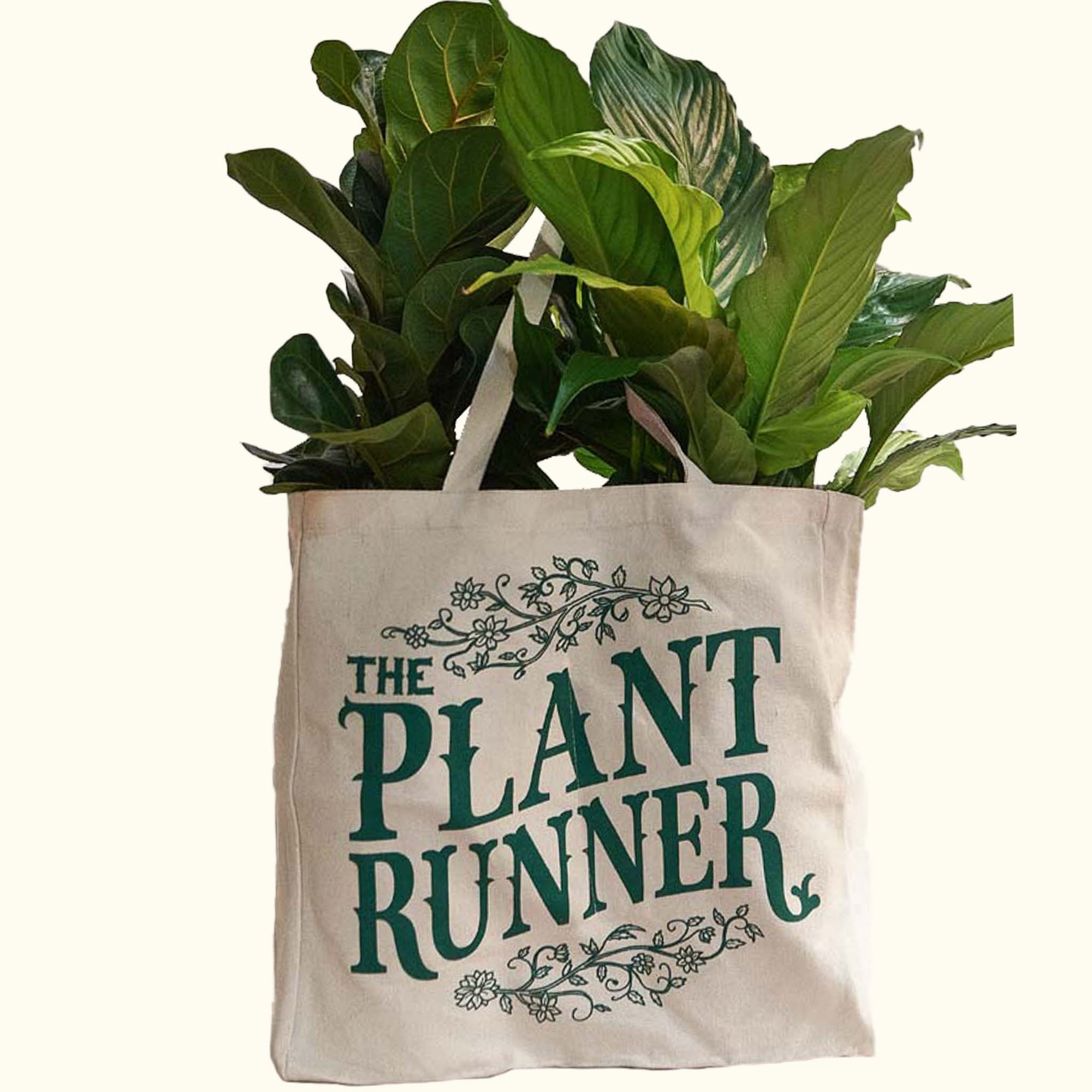 The Plant Runner Tote