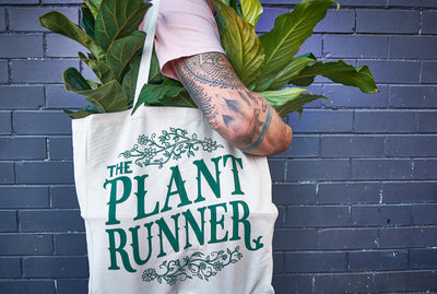 The Plant Runner Tote - Wholesale