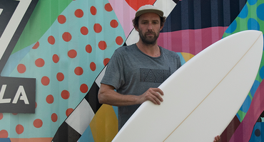 Vissla Q&A with Finn Whitla (Faze Surfboards)
