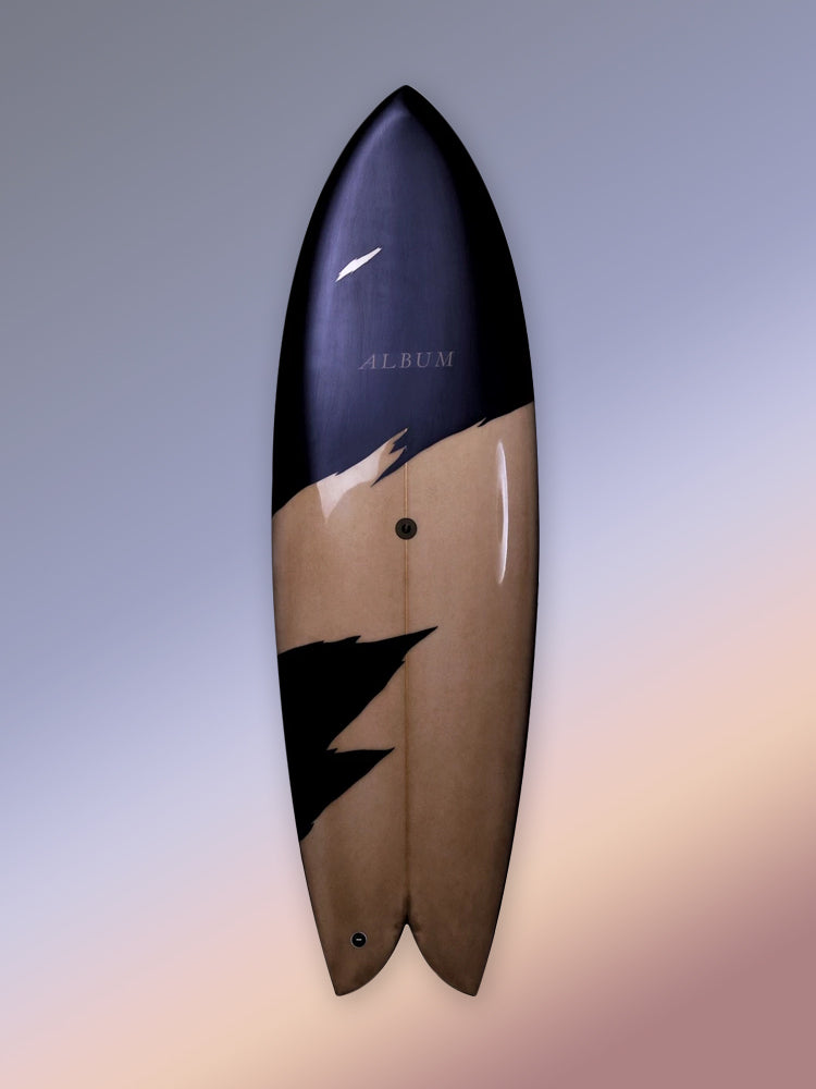 "Album Surfboards :: UTF ~ Madhouse 5'7"" x 20 x 2 1/2"