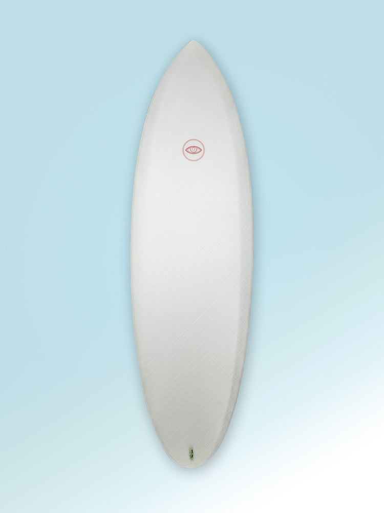 "Eye Symmetry :: The BCN 6'0"" x 21 1/4"" x 2 1/2"""