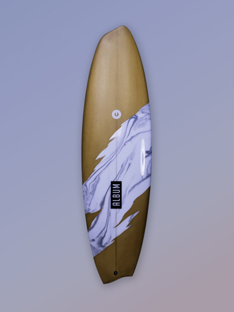 "Album Surfboards :: Disasym  ~ Madhouse 5'10"" x 19.25"" x 2.5"