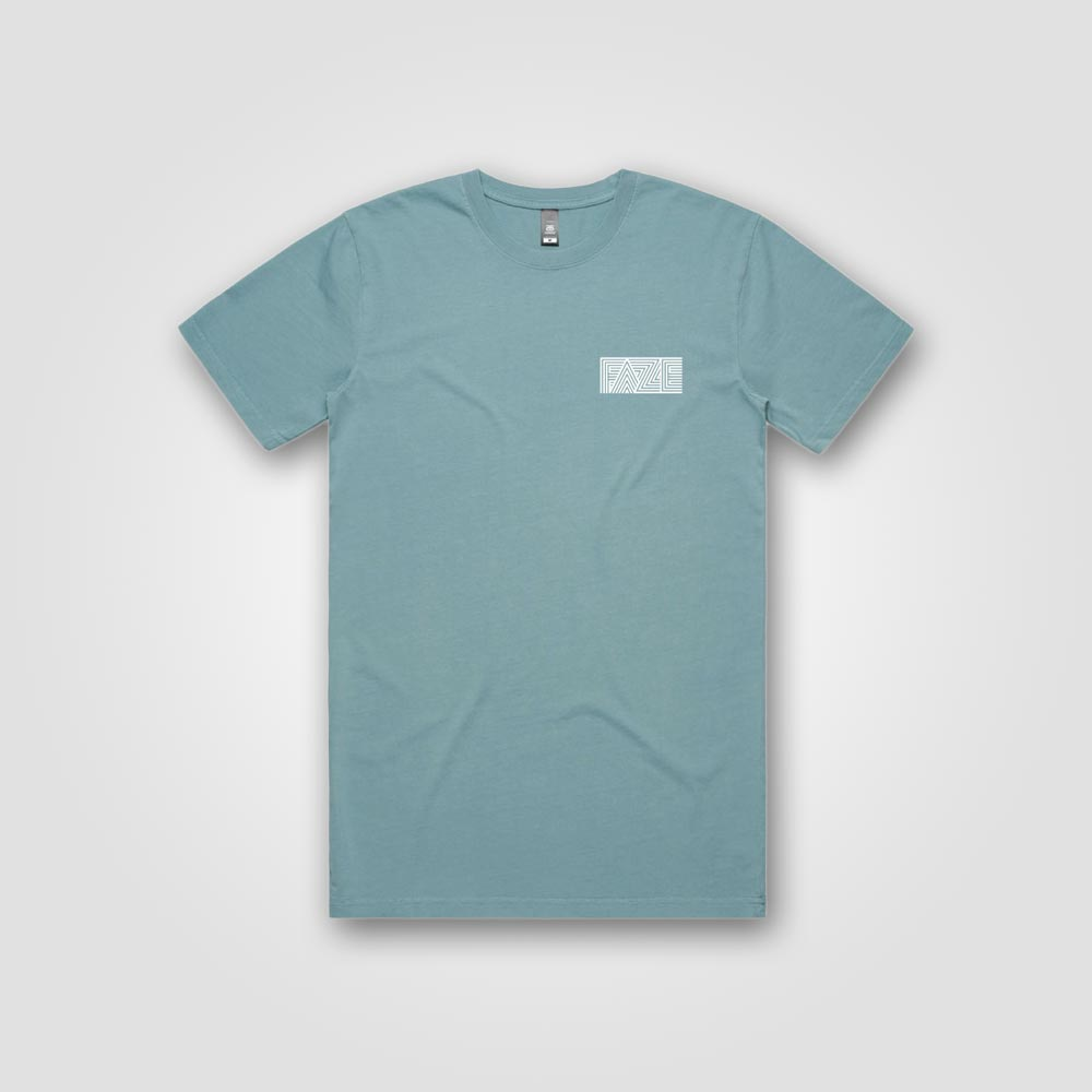Faze Surfboards :: Tee (Sage)