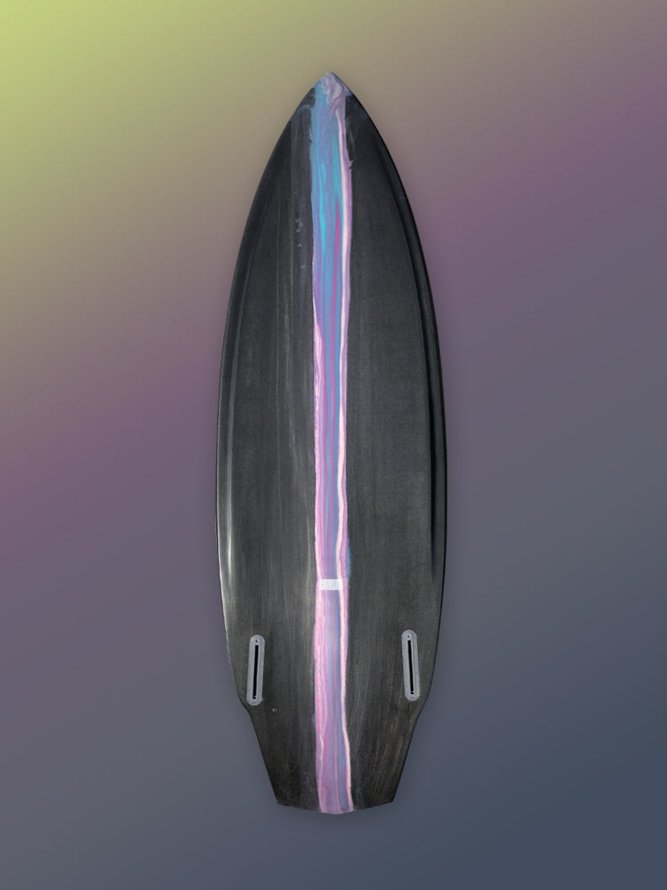 Faze Surfboards :: 5'6 Fear Twin Fin