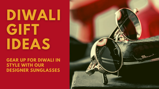 Diwali Gift Ideas : Surprise your loved ones with these amazing sunglasses this festive season