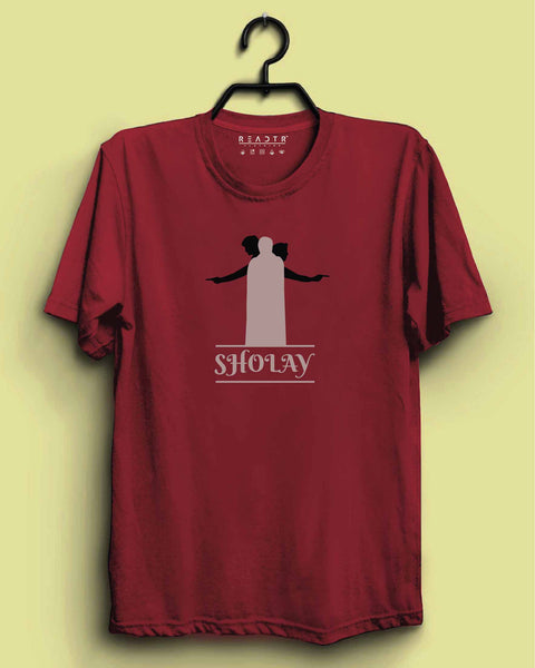 Sholay Reactr Tshirts For Men - Eyewearlabs
