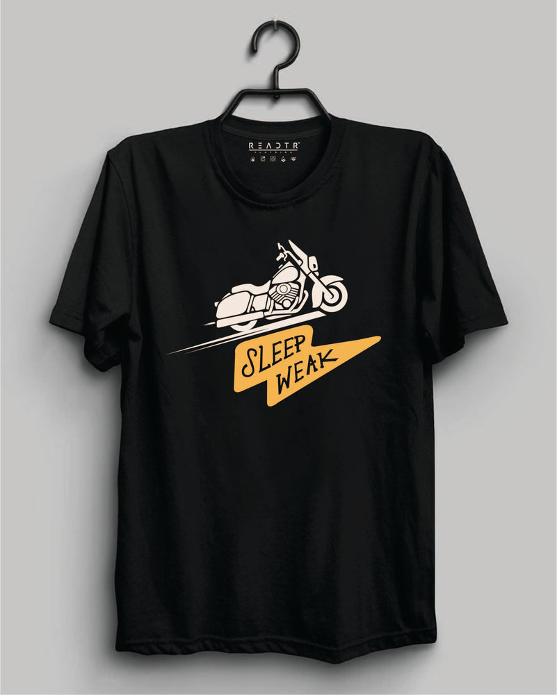 Sleep is For The Weak Reactr Tshirts For Men - Eyewearlabs