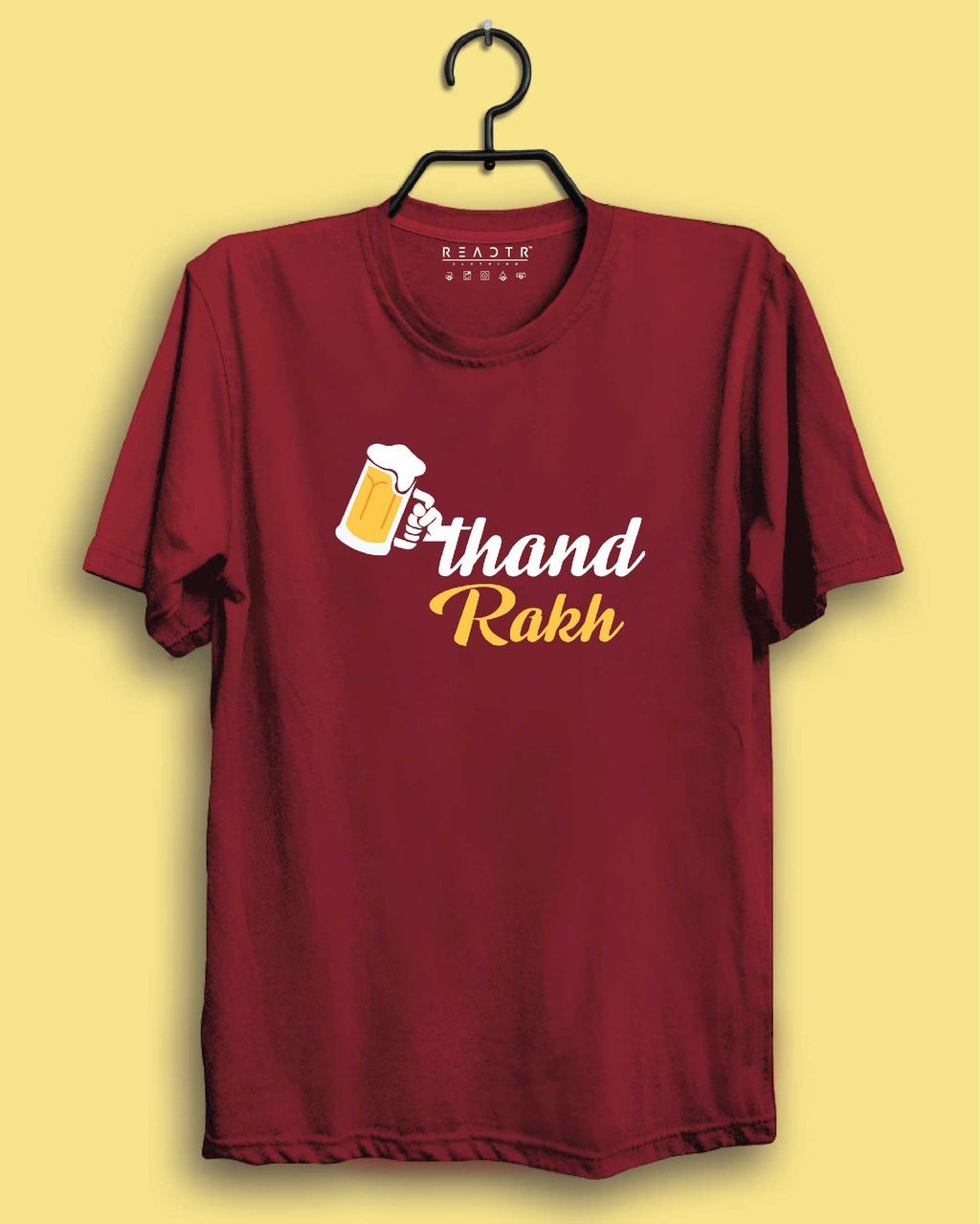 Thand Rakh  Reactr Tshirts For Men - Eyewearlabs