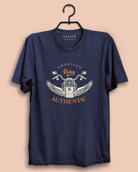 Authentic Rider Reactr Tshirts For Men - Eyewearlabs