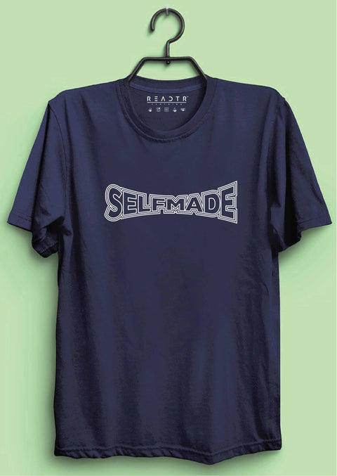 Selfmade Reactr Tshirts For Men - Eyewearlabs