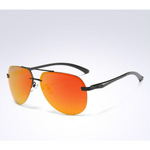 Governor Orange (Mirror) Eyewear - Eyewearlabs