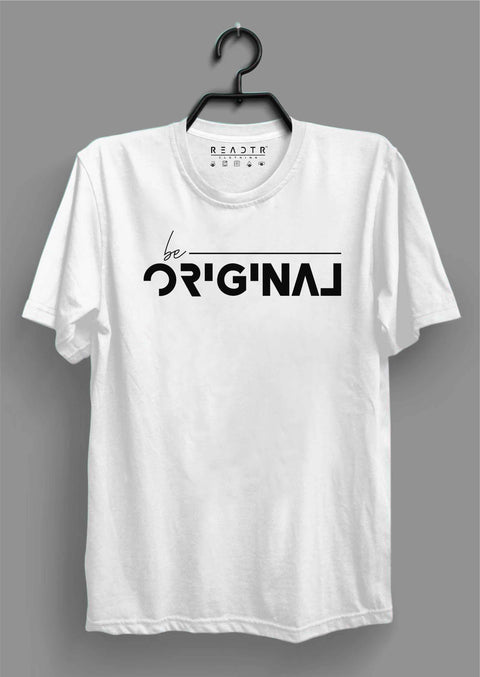 Be Original Reactr Tshirts For Men - Eyewearlabs