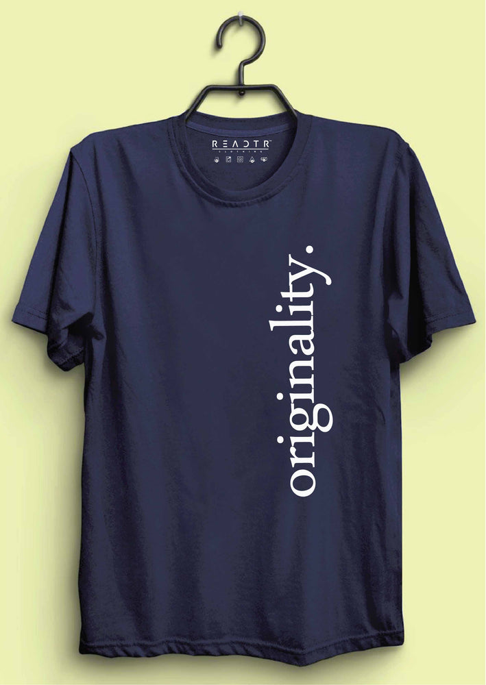 Originality Reactr Tshirts For Men