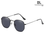 Knight Black Sunglasses For Men