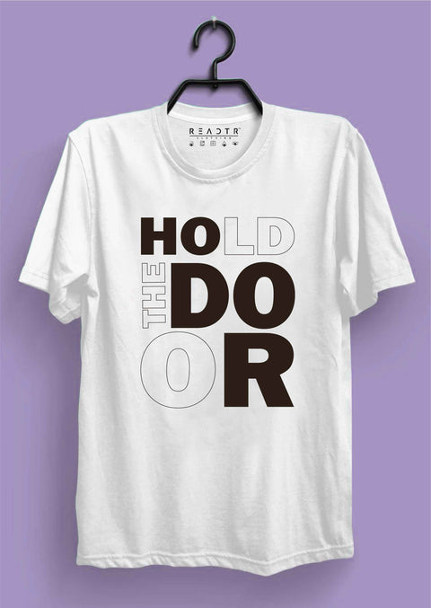 Hodor Reactr Tshirts For Men - Eyewearlabs