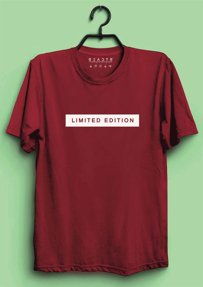 Limited Edition Reactr Tshirts For Men