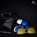 Dr. Magneto (Power Sunglasses) Reactr Sunglasses