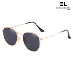 Jessica Black Gold Eyewear - Eyewearlabs
