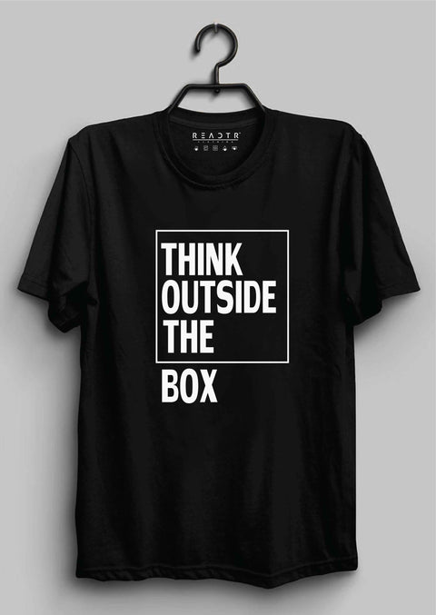 Think Outside The Box Reactr Clothing For Men