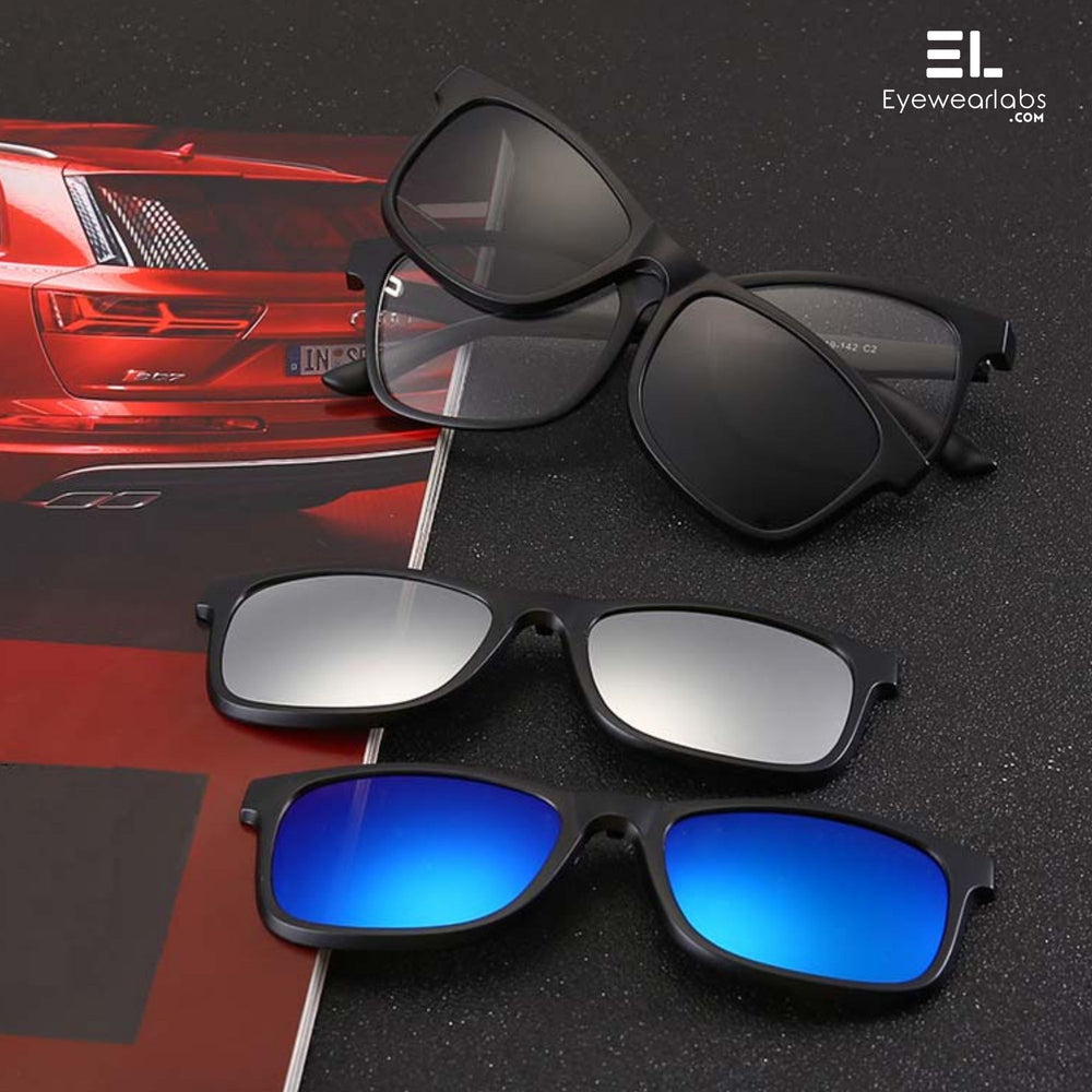 Yardley (Power Sunglasses) Reactr Sunglasses For Men