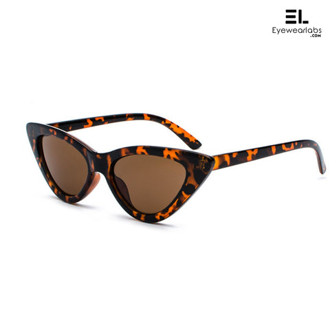 Felicity Smoak Leopard Sunglasses For Women