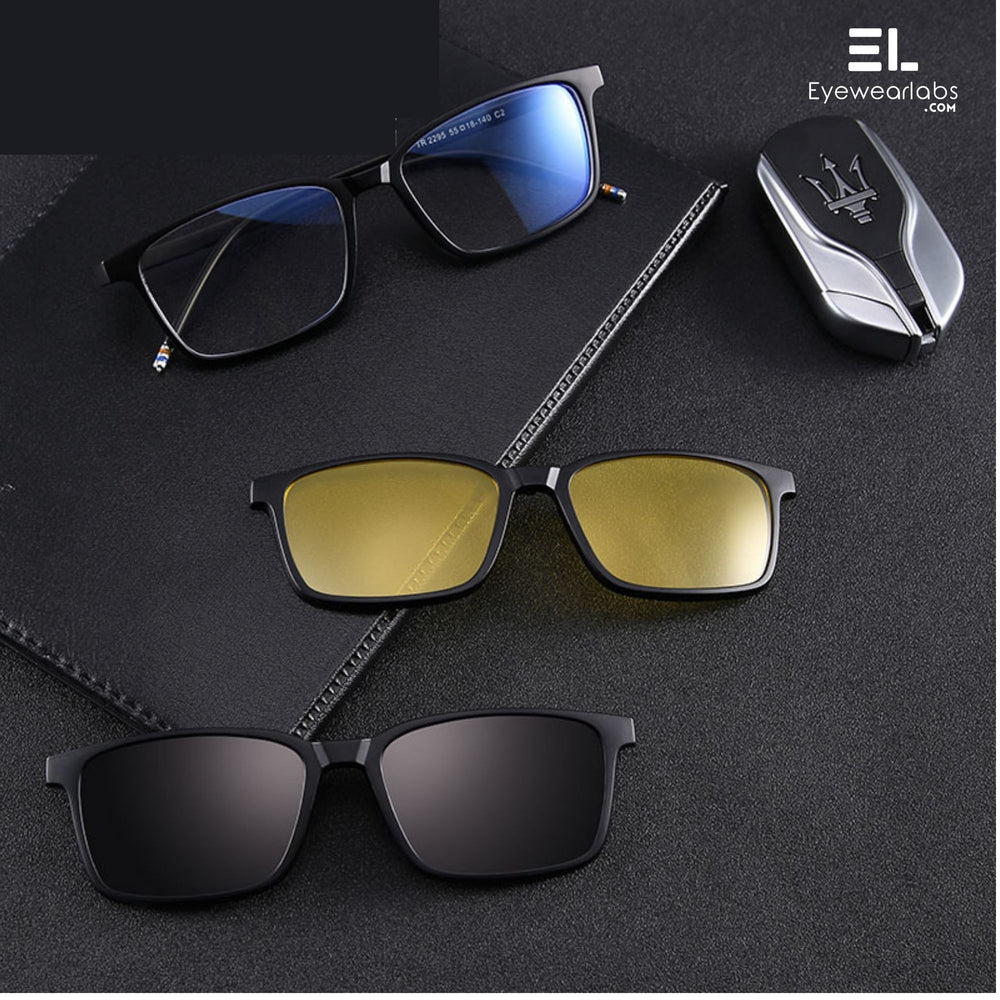 Crane (Power Sunglasses) Reactr Sunglasses For Men