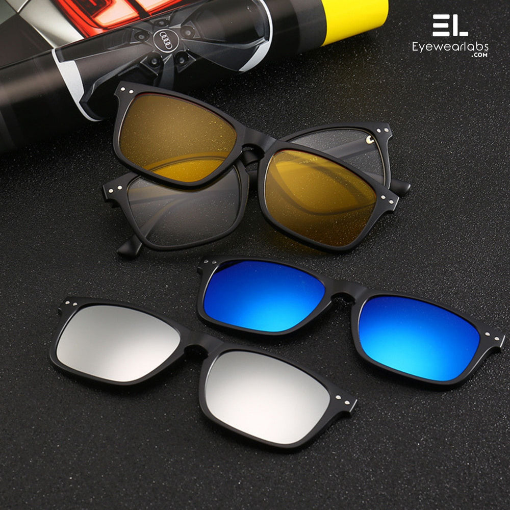 Wilder (Power Sunglasses) Reactr Sunglasses For Men