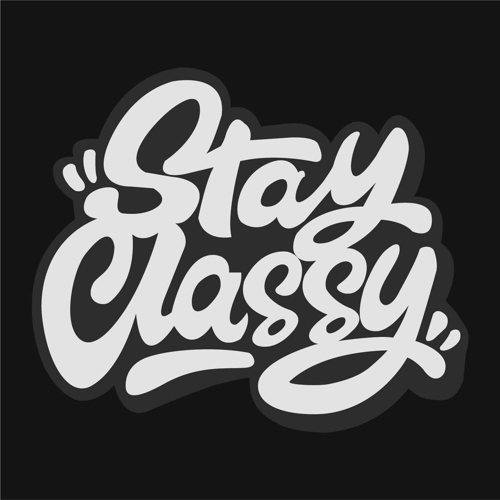 Stay Classy Reactr Tshirts For Men - Eyewearlabs