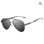 Winter Soldier Gun Grey Eyewearlabs Power Sunglasses