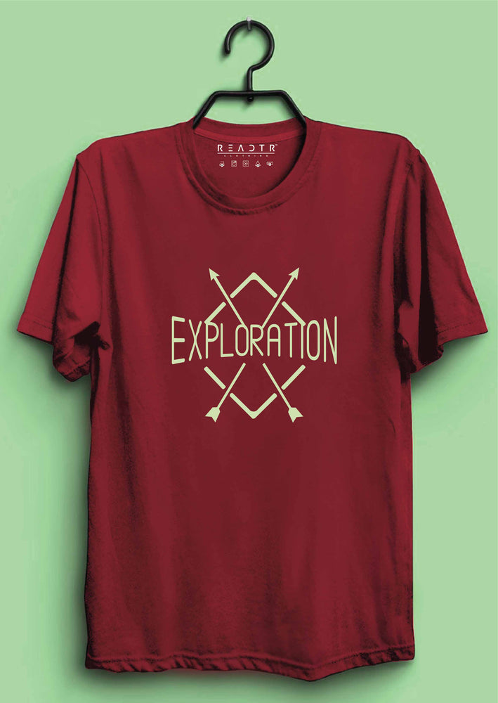 Exploration Reactr Tshirts For Men