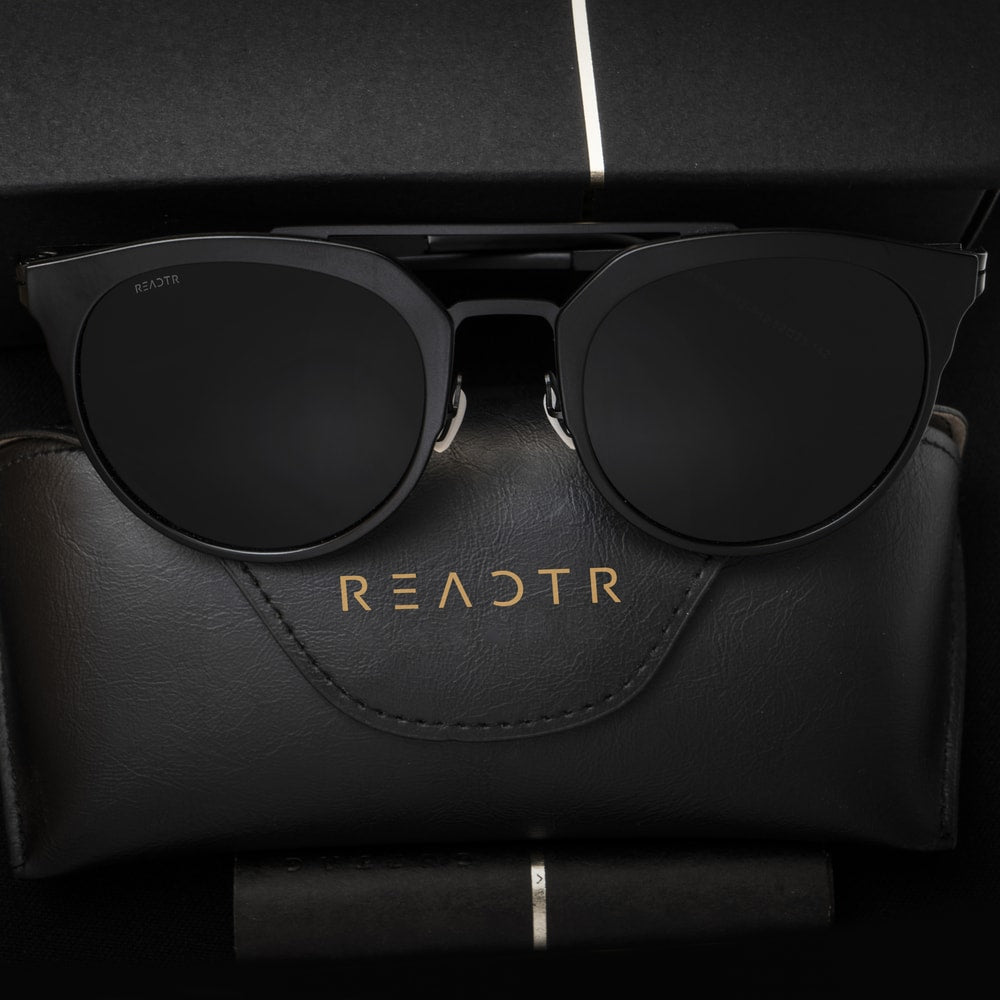 Camp Black Reactr Sunglasses - Eyewearlabs