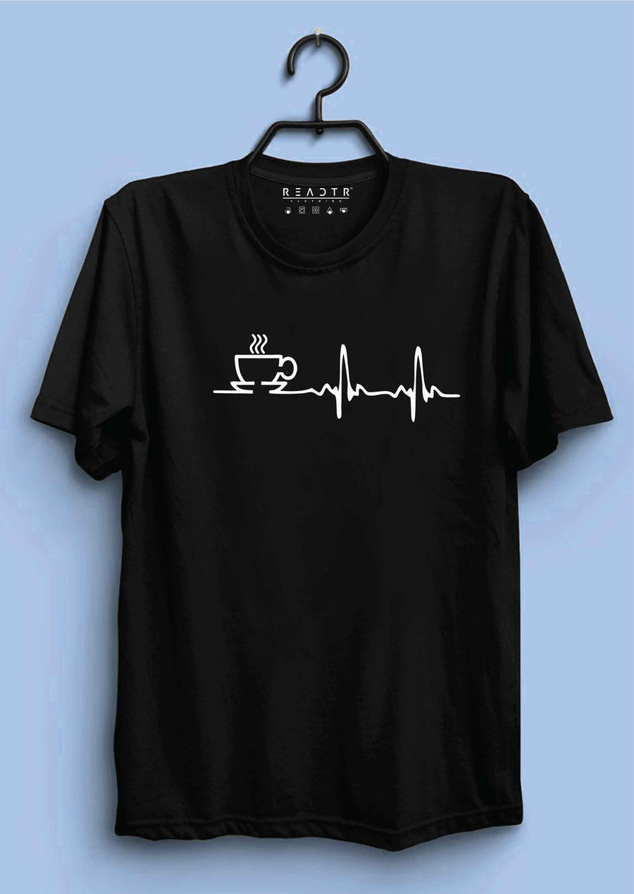 Chai Lovers Reactr Tshirts For Men - Eyewearlabs