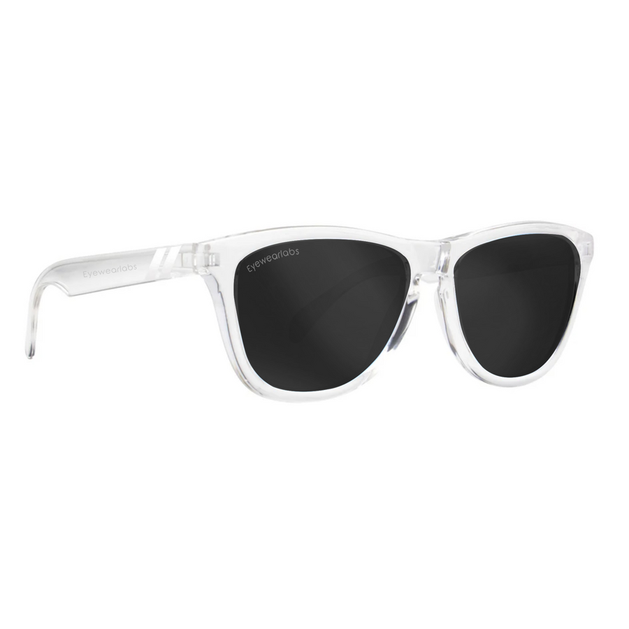 White Walker Black Eyewearlabs Power Sunglasses