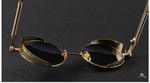 WILCOX Black Gold Original Reactr Sunglasses - Eyewearlabs