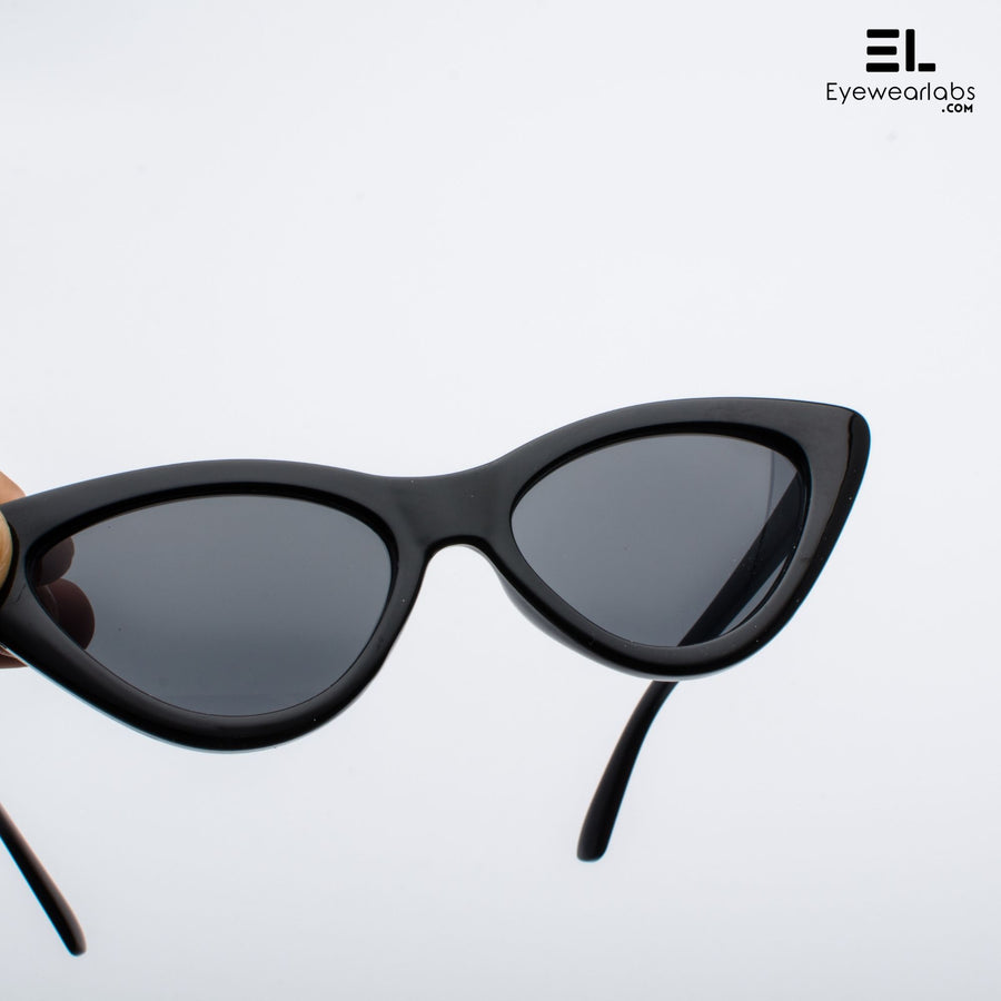 Felicity Smoak Black Eyewear - Eyewearlabs
