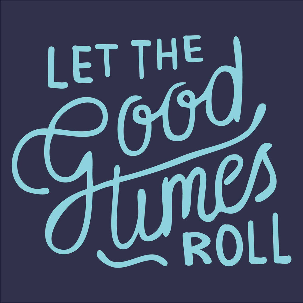 Let The Good Times Roll Reactr Tshirts For Men - Eyewearlabs