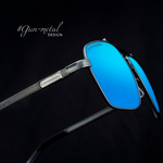 Cerebro Gun Blue Eyewear