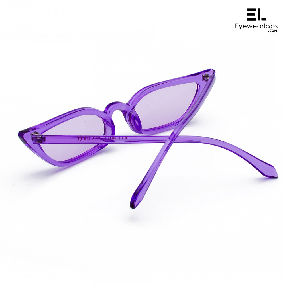 Donna Paulsen Purple Eyewear - Eyewearlabs