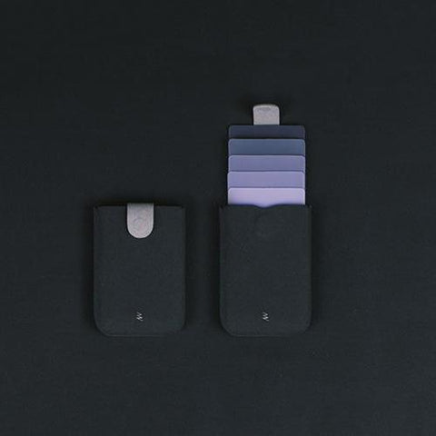 Reactr Bolt V2 Purple Smart Card Holder
