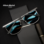 Blaze Blue Gun Grey Eyewear