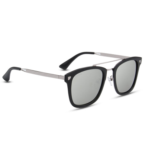 Duke Silver (Mirror) Reactr Sunglasses