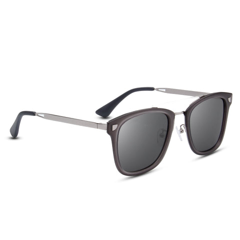 Duke Black Reactr Sunglasses
